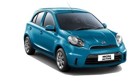 nissan micra active nissan micra active price gst rates images mileage