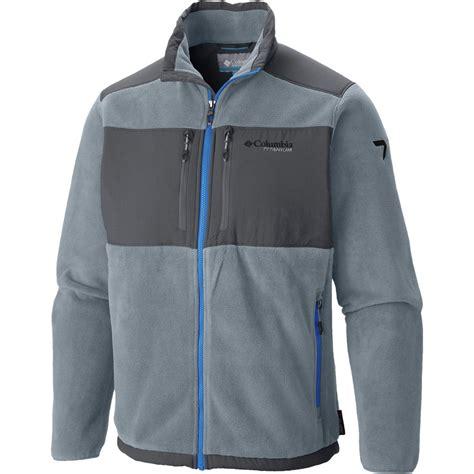 Blazer Parka Blazer Bahan Fleece columbia black ridge fleece jacket s ebay