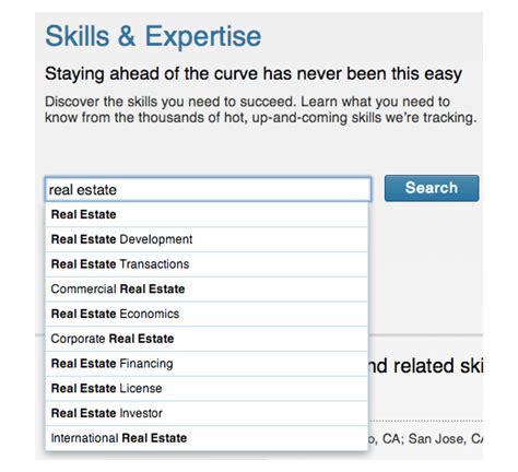 Skill Examples For Resume by The 2013 Linkedin Marketing Guide
