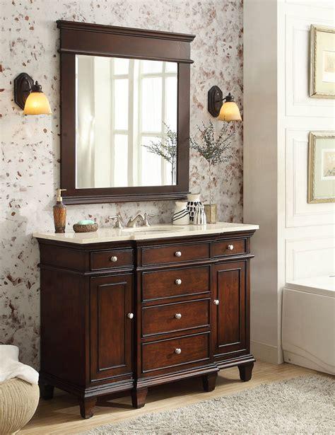 cream marble bathroom adelina 48 inch antique bathroom vanity sink cream marble