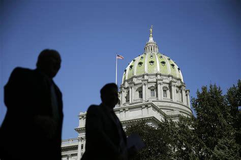 pa supreme court senate and gov wolf battle vetoes in state supreme