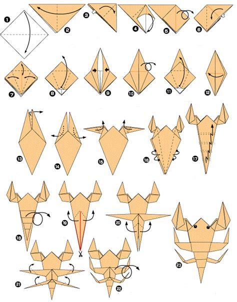 Origami Naga - origami classes