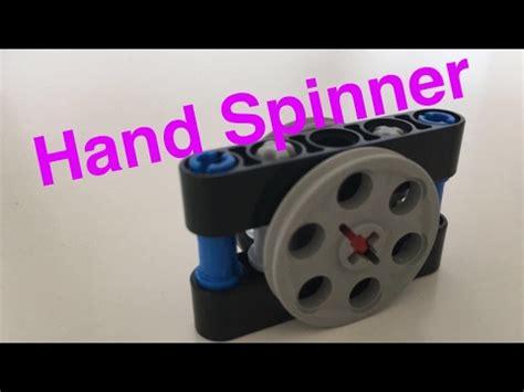 lego hand tutorial easy lego hand spinner tutorial youtube