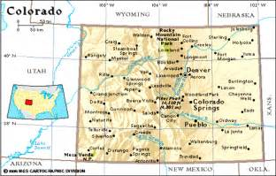 Boulder Colorado Map by Preview Page 2