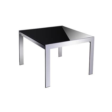 Glass Coffee Tables Sydney Forza Coffee Table Black Glass Top 600 X 600 X 450h Ioffice Furniture Sydney