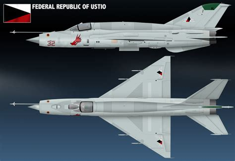 mig 21 aces of the ace combat mig21 bis final by handofmanos on