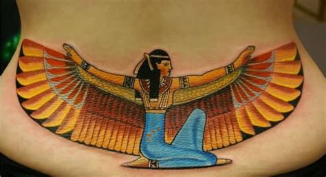 isis goddess tattoo tattoos designs ideas and meaning tattoos for you