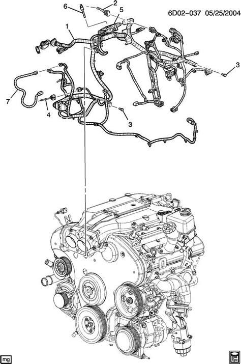WIRING HARNESS/ENGINE