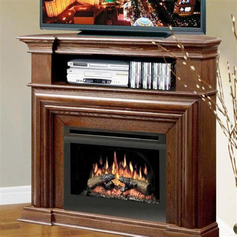 Corner Gas Fireplace Tv Stand by Corner Electric Fireplace Tv Stand Costco Home