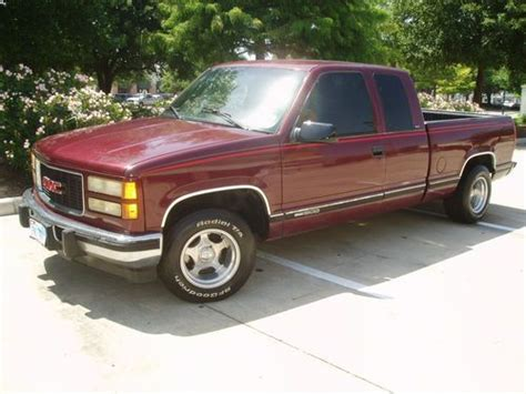 buy used 1996 gmc sle 1 2 ton swb 6 5 turbo diesel