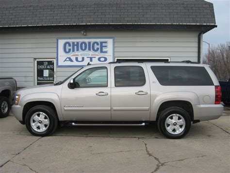 electronic stability control 2008 chevrolet suburban transmission control 2007 chevrolet suburban 1500 for sale in carroll ia