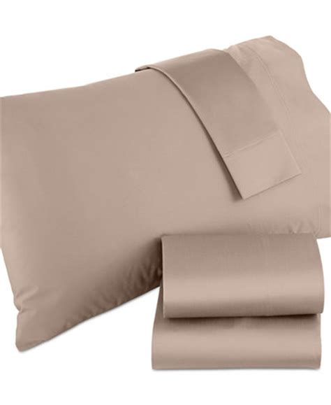 color sense cool touch 400 thread count cotton sheet set closeout westport extra deep california king 4 pc sheet