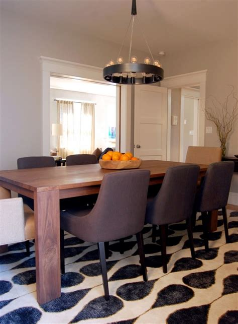 modern dining room rugs think out of the box with asian dining room design ideas