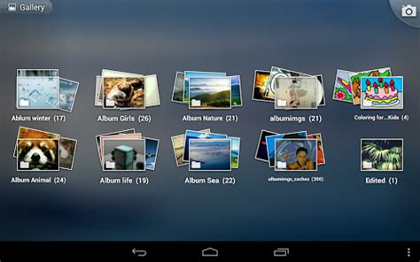 gallery apk photo gallery 3d hd apk apps on play store