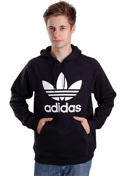 Trefoil Hoodie adidas raglan trefoil hoodie streetwear shop