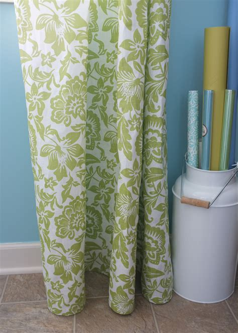 No Sew Drapes no sew drapes for the laundry room teal and lime by jackie hernandez