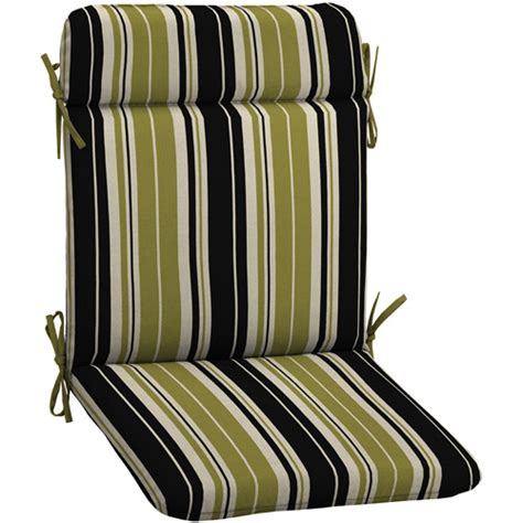 Wrought Iron Chair Cushions by Better Homes And Gardens Outdoor Wrought Iron Chair Pad Simple Stripe Walmart