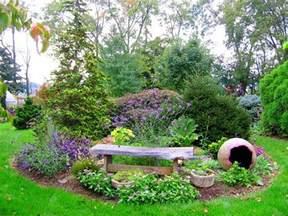Backyard Flower Gardens Ideas Garden Design Ideas In My Garden