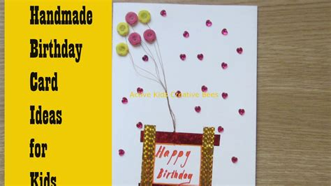how to make greetings cards at home how to make birthday cards at home greeting card