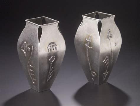 Steel Vase by Stainless Steel Vases