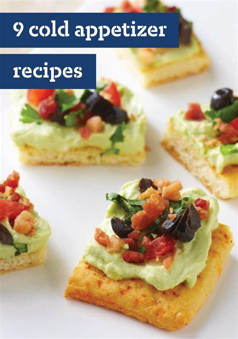 cold recipes 9 cold appetizers you ll find just the right nibble with these recipes for cold appetizers