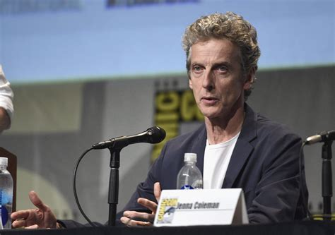 Dr Pope Kitchener by Doctor Who S Capaldi Says New Season Is A Return To The Early Days 570 News