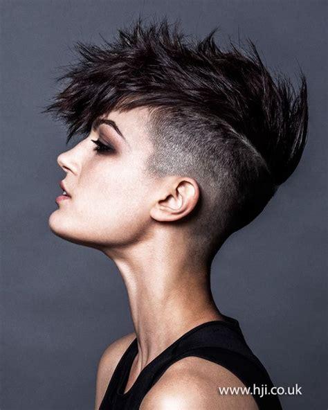 woman hair style genorator free the 25 best short mohawk hairstyles ideas on pinterest