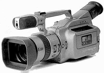 Kamera Sony Vx 2100 top recommendations for capturing skateboarding