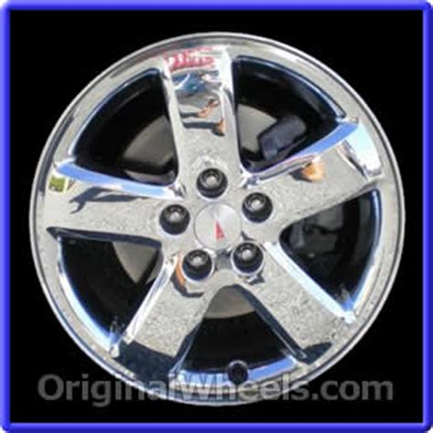 malibu bolt pattern oem 2008 chevrolet malibu used factory wheels from