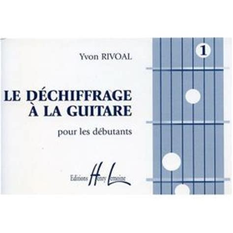 0043051219 six cordes une guitare volume d 233 chiffrage 224 la guitare volume 1 guitare