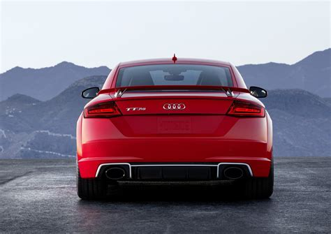 Cost Of Audi Tt by 2018 Audi Tt Rs Costs 64 900 Does 0 60 In 3 6 Seconds