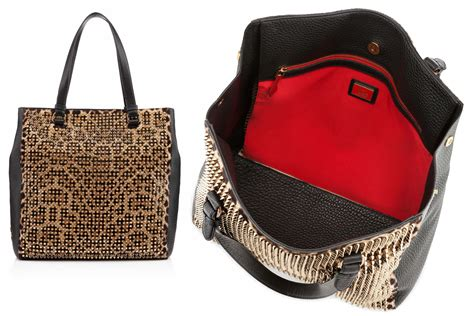 Christian Louboutin Ironica Handbag by Christian Louboutin Handbags 2013 Salon Salon In Destin