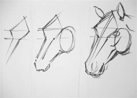 imagenes para dibujar a lapiz facil dibujos a l 225 piz caballos dibujos a lapiz