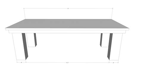 Dining Table Dimensions For 8 Choosing The Right Size Finish And Style Of Dining Table For Your Space Grain Designs
