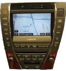 2008 lexus es 350 radio problems