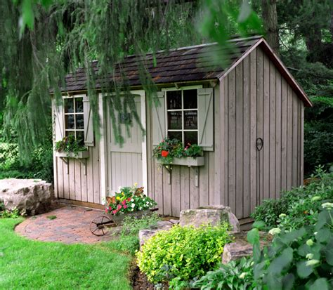 Shed In Backyard by Faith And Pearl What Makes A Garden Shed A Shed