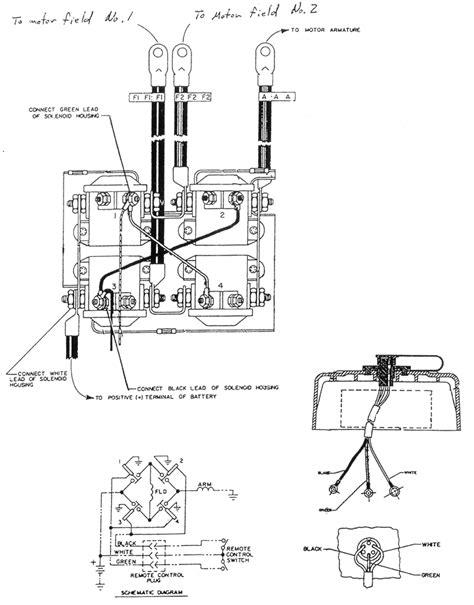 warn winch wiring diagrams ncx