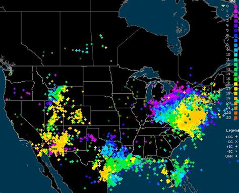 us weather lightning map lightning strikes map 24 hours car insurance cover