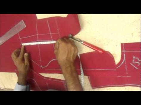 plazo cutting step by step in hindi how to cut blouse choli choli cutting method step by step