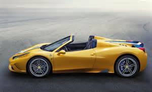458 Spider Speciale 2015 458 Speciale A Spider
