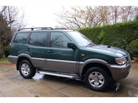 nissan terrano 2003 used nissan terrano 2003 for sale japanese used cars