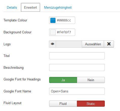 joomla template kopieren und ändern joomla 3 x template 252 bernehmen und weiterentwickeln