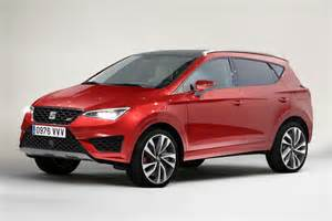 new seat cars new seat suv new details carbuyer