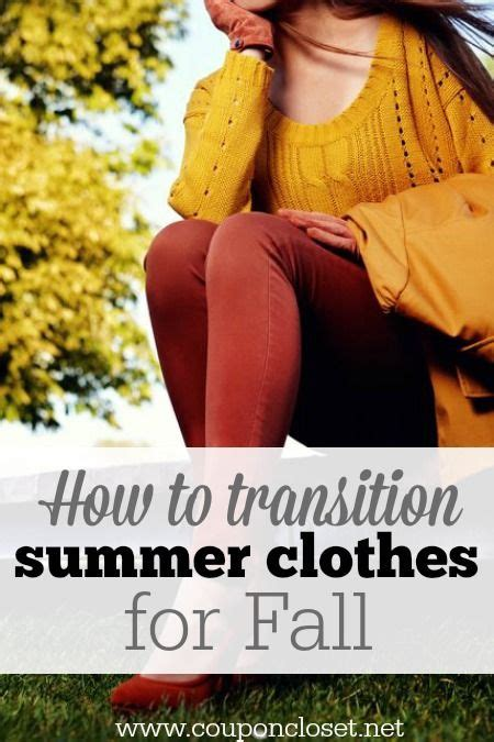 7 Ideas To Convert Summer Clothes To Fall by The World S Catalog Of Ideas