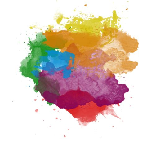paint splatter transparent background clipart best