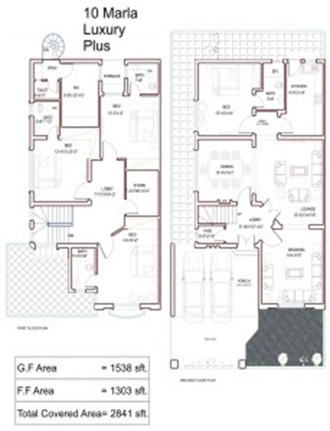 10 marla plot home design 10 marla house plans civil engineers pk