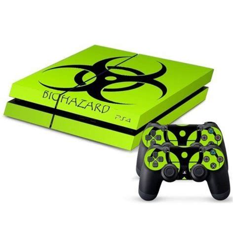 ps4 controller green light playstation 4 console skin remote controllers skin