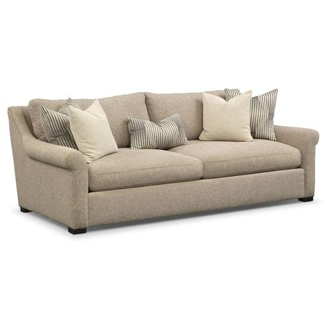and chair and a half robertson comfort sofa loveseat and chair and a half set