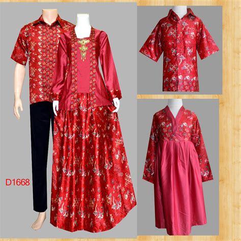 Baju Couplebatik Couplebatik Sarimbit D1857 jual batik sarimbit keluarga model baju batik gamis terbaru 2016 batik sarimbit v3