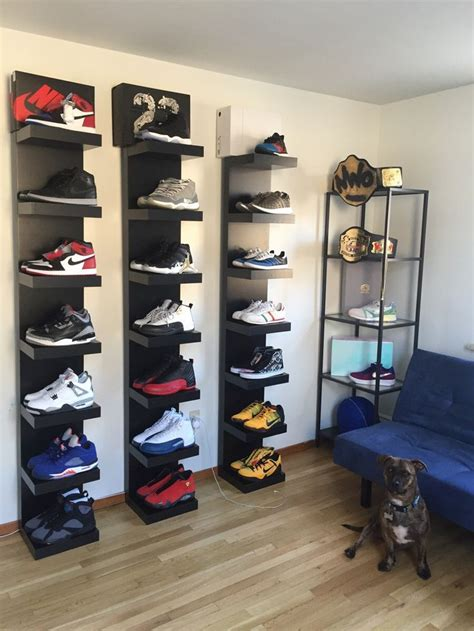 shoe shelving ideas best 25 shoe display ideas on shoe shelf diy